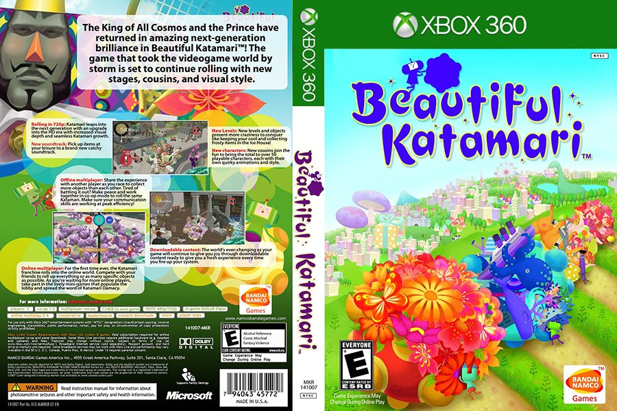 Beautiful Katamari.jpg