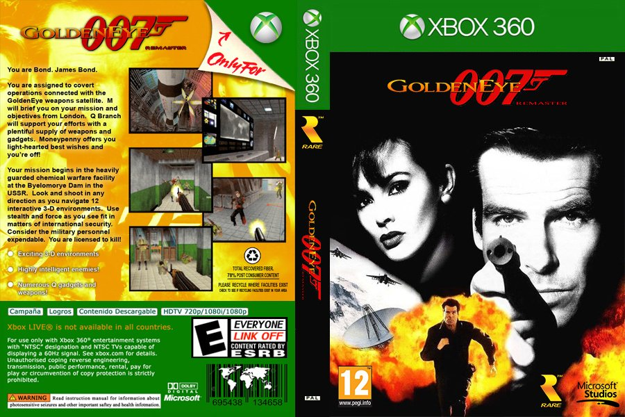 GoldenEye 007 (Remaster Xbox 360) THIS IS THE RIGHT ONE, NOT THE PREVIOUS ONE.jpg