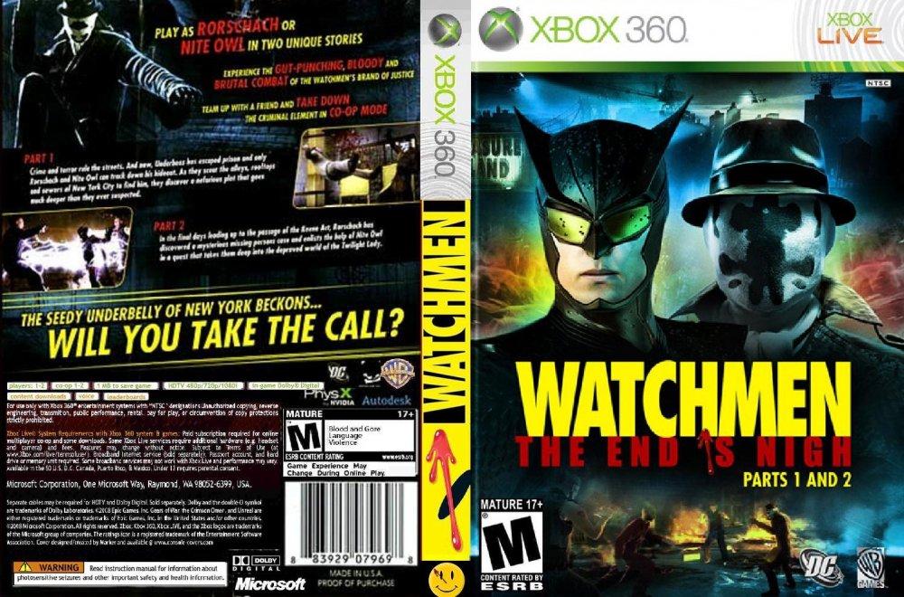Watchmen - The End Is Nigh 1&2.jpg